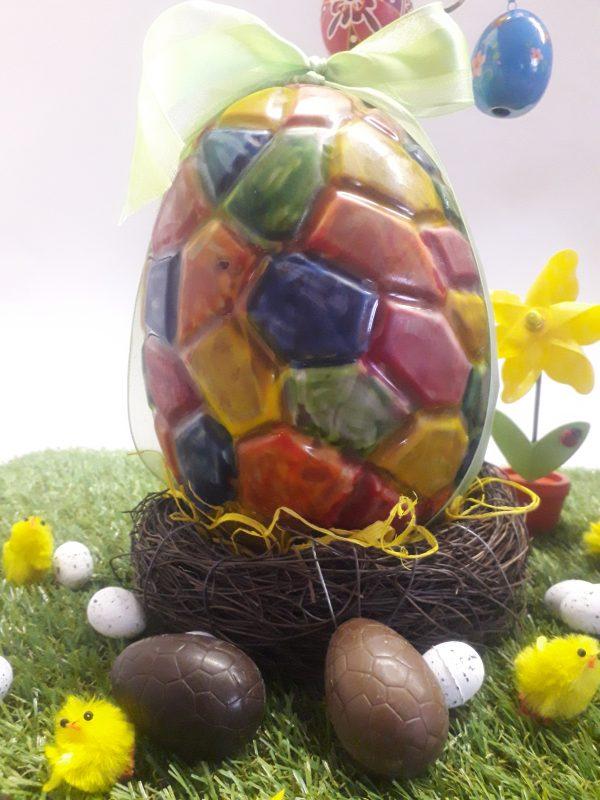 Gros œuf 20 cm