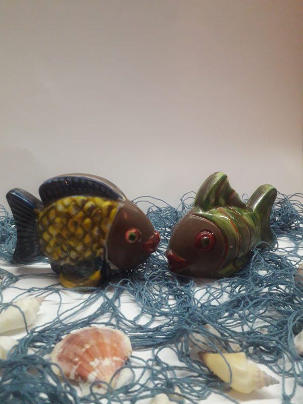 Petits poissons…